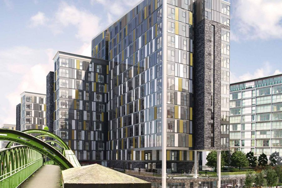 Downtown Development Salford Luxury Apartments From 163 240 000